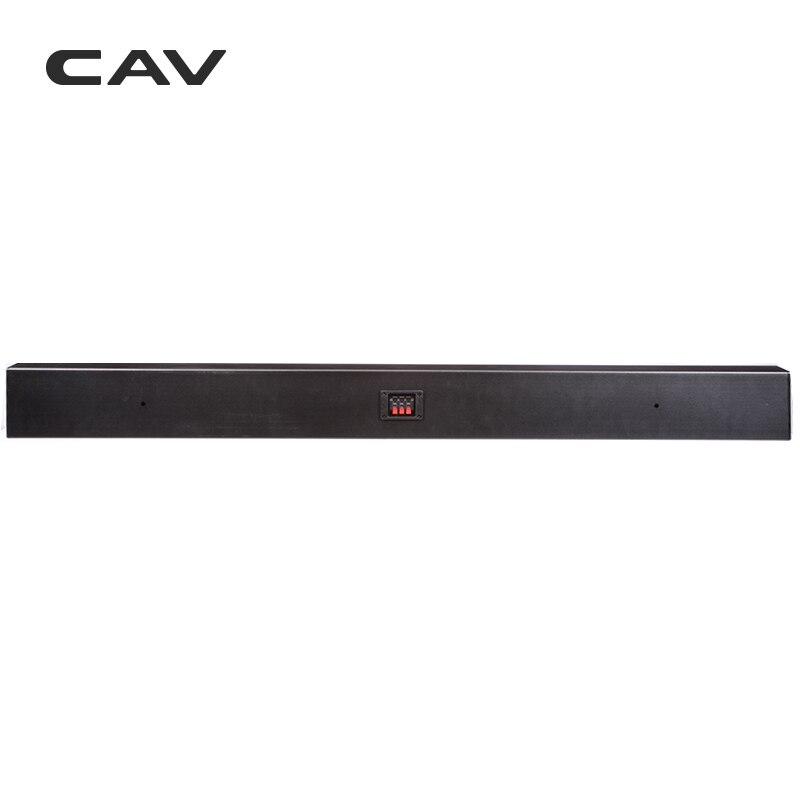 Электрические плиты CAV AL210 пассивный динамик Саундбар Колонка проводной 3,0 канал двухсторонний домашний кинотеатр пассивный динамик s Professinal ТВ динамик кино (Фото 4)