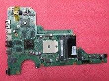 Для hp павильон G4 G6 G7-2000 материнская плата 681825-001 681825-501 DA0R53MB6E1 DDR3 HD7670M 100% работают отлично