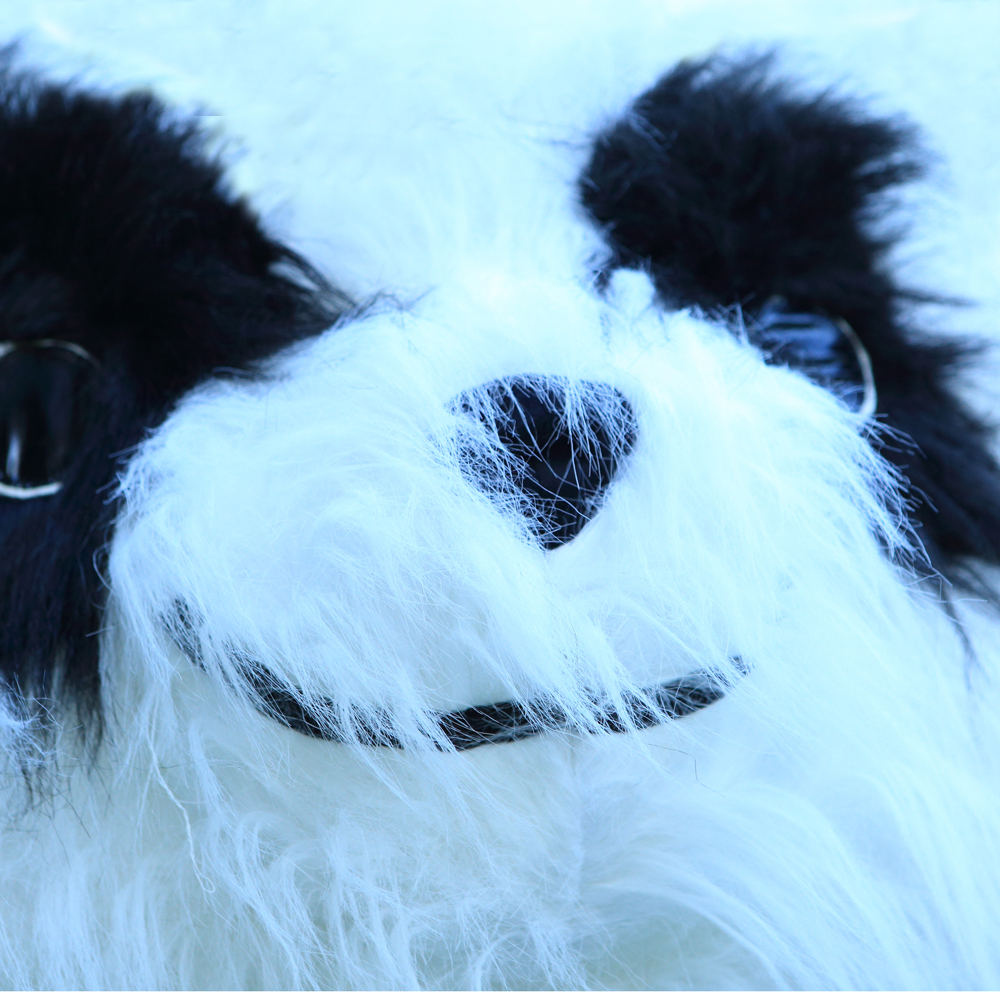 New Style Inflatable Costume Inflatable Panda For Advertising 2M Tall Customize For Adult Suitable For 1.6m To 1.8m Adult