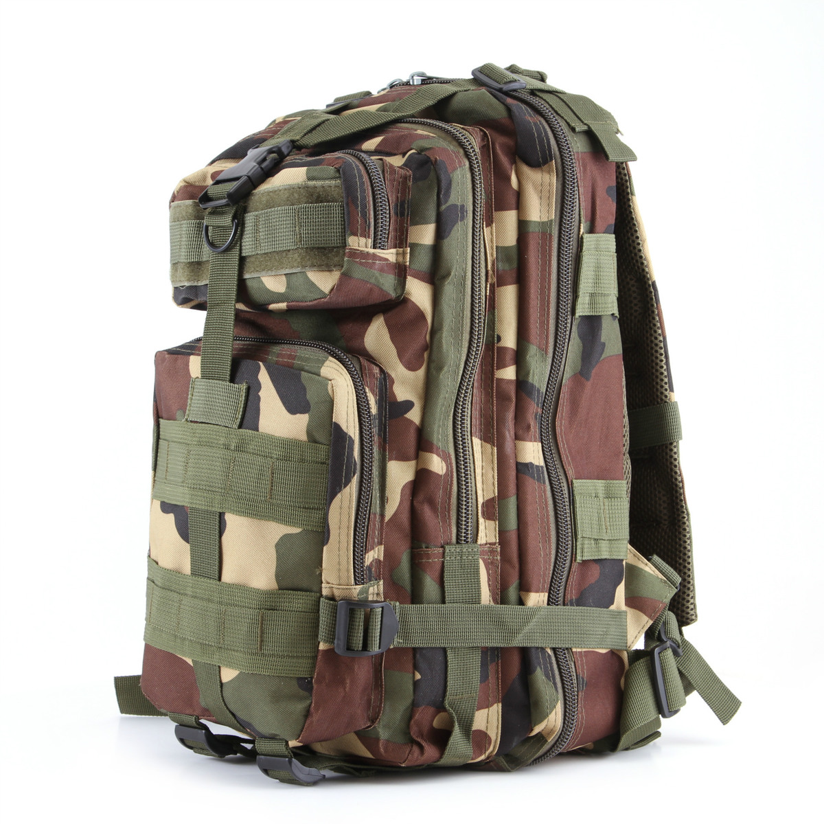 2018 Unisex Outdoor Military Army Tactical Backpack Travelling Trekking Camping Hiking Camouflage Sports Rucksack outlife new style professional military tactical multifunction shovel outdoor camping survival folding spade tool equipment