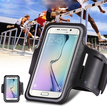 For Samsung Galaxy S7/S6/S5/S4/S3 A5 A3 Phone Case ey Holder Waterproof Sport Gym Running Arm band Mobile Phone Pouch Bags Case sports arm band case w led flickering light for samsung galaxy s5 deep pink black 2 x cr2032