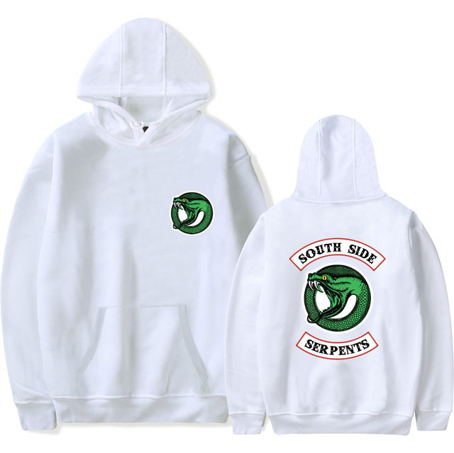 RIVERDALE SOUTH SIDE SERPENTS HOODIE (24 VARIAN)