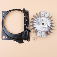 Flywheel Air Conductor Screw Mount Kit Fit HUSQVARNA 365 371 372 372XP 362 Chainsaw Replacement Parts