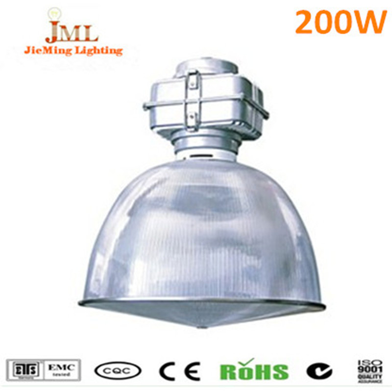 Unique Electrodeless Discharge Industrial Lamp 200W lamps aluminum hosing material induction high bay workshop high power lights