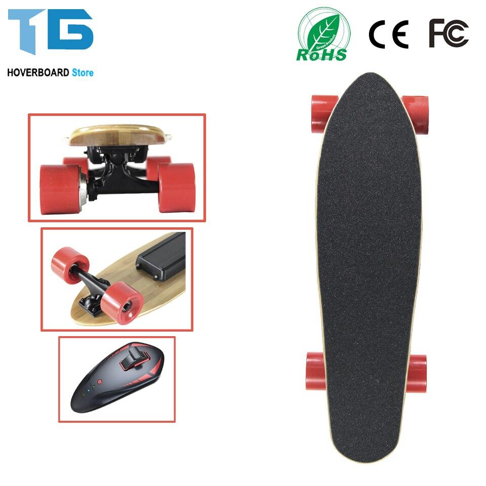 portable single motor electric motorized skateboard e. Black Bedroom Furniture Sets. Home Design Ideas
