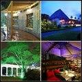 110V 220V Outdoor Lawn Light Sky Star Laser projector Led Stage Lamps Waterproof Spotlight Light Shower Landscape Garden Lights