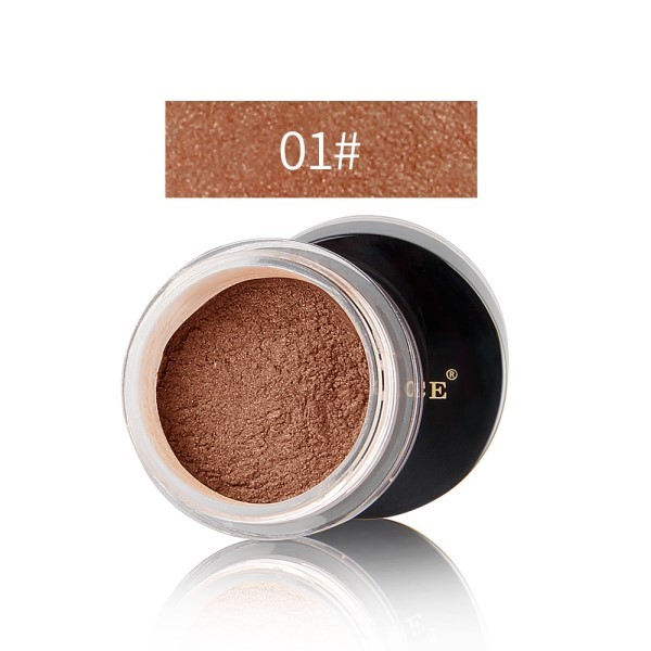 Niceface Makeup Oil Control Loose Powder V Shaped Face Contouring Translucent Ultra Light Mineral Setting Concealer Matte Finish by Niceface