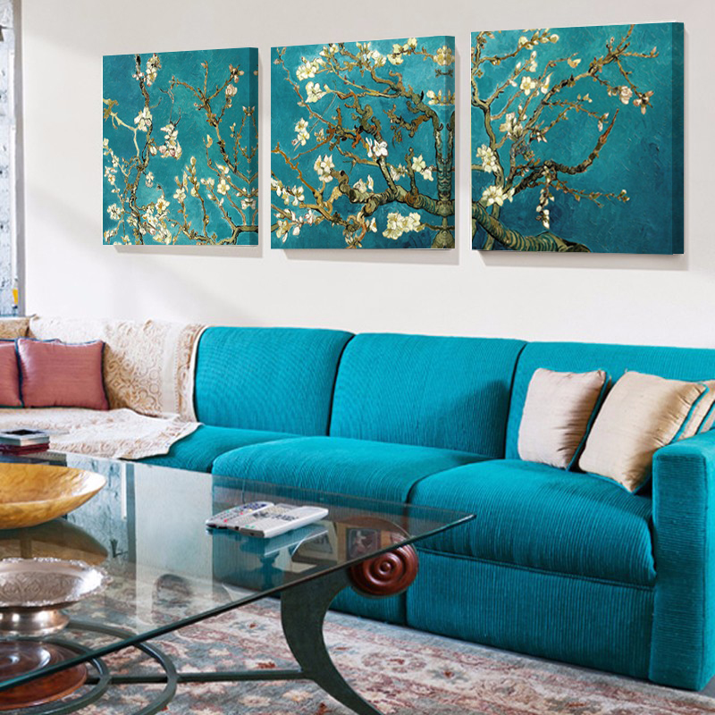 canvas living room gogh wall pictures for living room canvas prints 11238