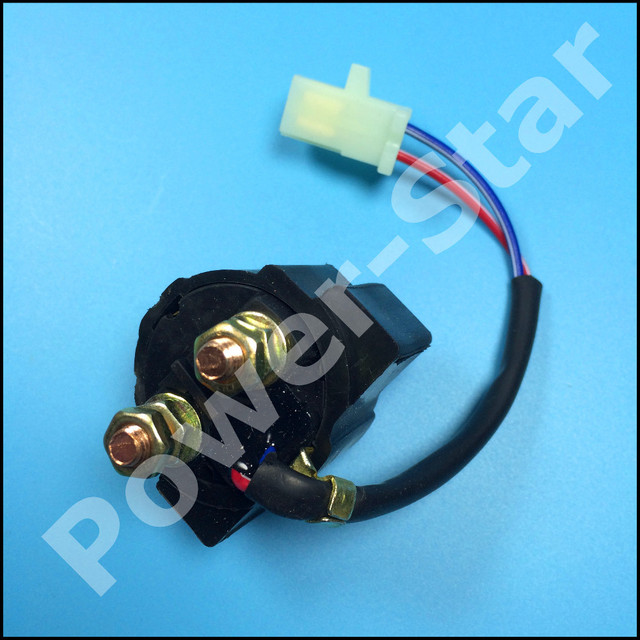 ATV Motorcycle Electrical Part Starter Solenoid Relay For Yamaha ...