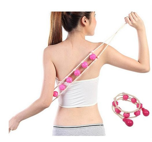 1 Piece Manual Massage Belt Arm Leg Waist Body Muscle Relax Body Slimming Roller Massager Body Care Roller losing weight fitness health care slimming body massage belt ab gymnic electronic muscle arm leg waist massager skinny belt