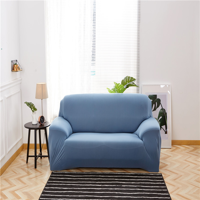 90 300 Cm Stretchy Chair Loveseat Sofa Cover Pure
