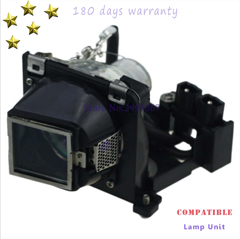 VLT XD110LP Replacement Lamp with housing for MITSUBISHI LVP XD110U PF 15S PF 15X SD110U XD110U