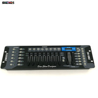 Free Shipping NEW 192 DMX Controller Stage Lighting DJ Equipment DMX Console For LED Par Moving