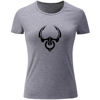Constellation Cancer Libra Taurus baran Design damska koszulka z krótkim rękawem t-shirt z nadrukiem koszulka z nadrukiem koszulki bawełniane