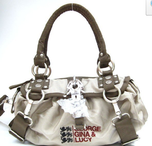 617f51a62ae81 Free Shipping+Germany Original+GEORGE GINA LUCY sweet nothing Messenger Bag  + Handbags+9colors