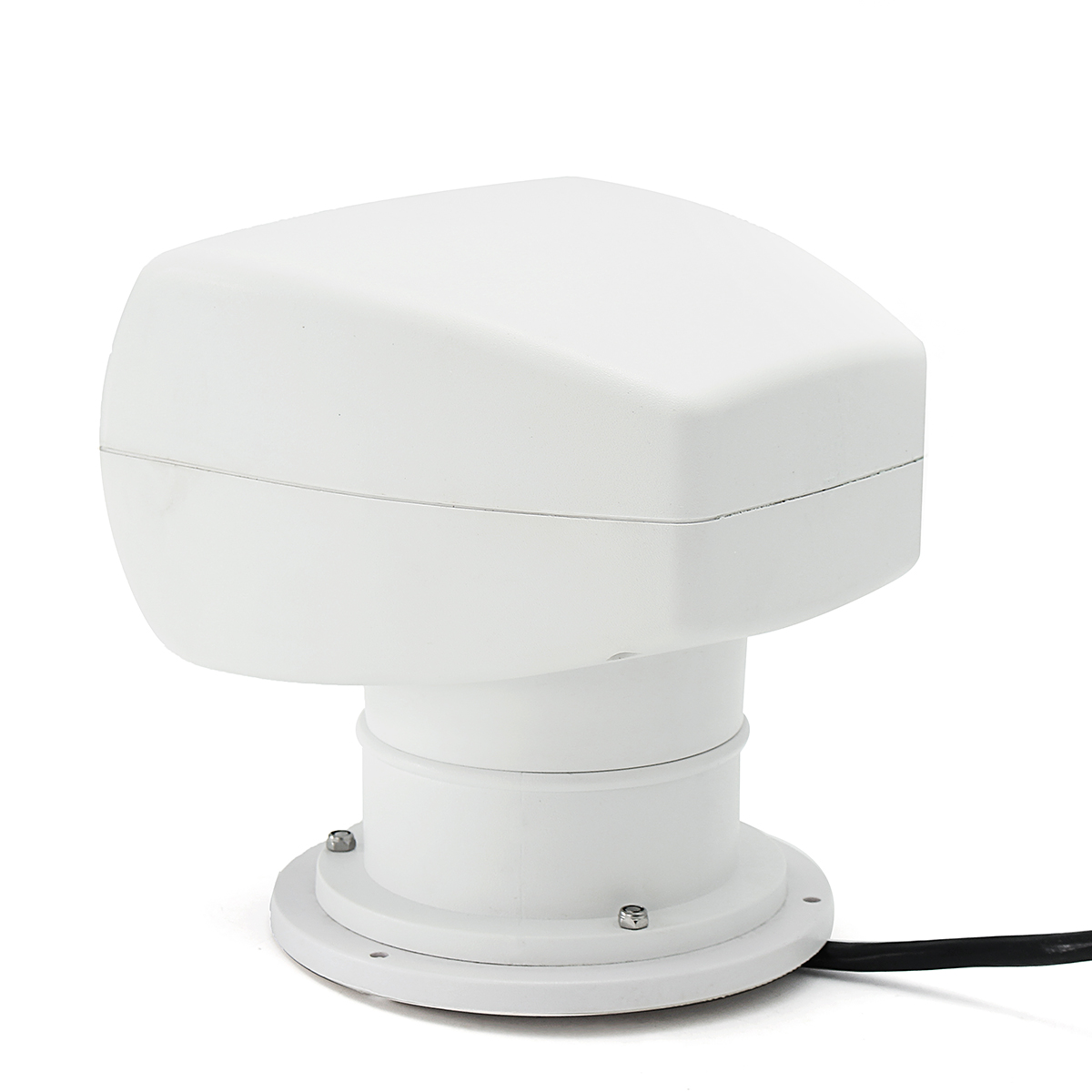 Image 5 - Smuxi Spotlight 12V 100W 2500LM 3200K Marine Searchlight Light Bulb PC+Aluminum Remote Control Multi angled White-in LED Spotlights from Lights & Lighting