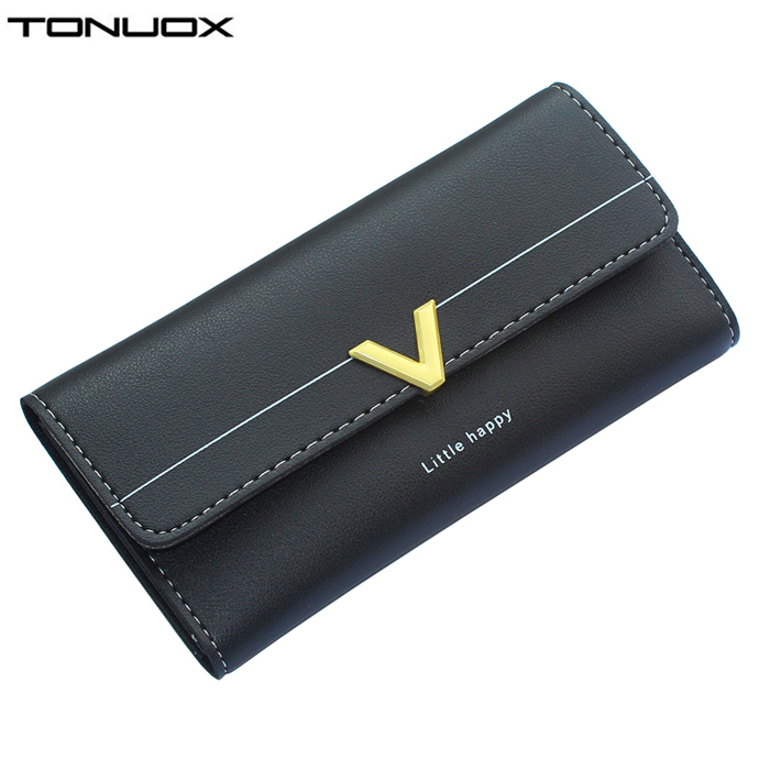 Lady Purses Good Quality Women Wallets Long Money Bags Female Zipper Coin Purse Pocket Card ID Holder Clutch Envelope Bag Wallet cute girl hasp small wallets women coin purses female coin bag lady cotton cloth pouch kids money mini bag children change purse
