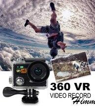 H8R H8 PRO Ultra HD 4 К wifi Действий Камеры с Ambarella A12 чип 4 К/30fps 1080 P/120fps go PRO Шлем Видеокамера H8pro
