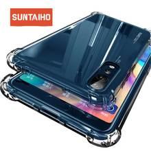 Suntaiho TPU Soft Case For Huawei P30 case pro P20 Pro lite Mate 20 Cover  p smart 2019 Nova 3 3i y6 bag