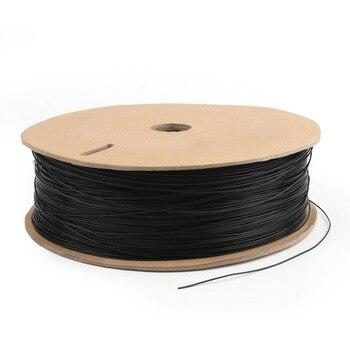 Areyourshop 1.13 millimetri Mini Coassiale Fili Coassiale Antenna Cavo di Filo Single Core 20m 8in 50 ohm 1PCS Con