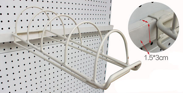 Hardware Dish bowl plates holder organizer display rack supermarket shelf hook hanger metal shelf mount hook  sc 1 st  AliExpress.com & Hardware Dish bowl plates holder organizer display rack supermarket ...