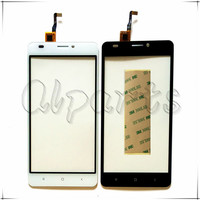 Original 4 5 Inch Front Glass Touchscreen For Philips Xenium W832 Touch Screen Digitizer Panel Tools