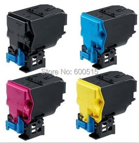 все цены на color toner cartridge TNP22  BK/M/C/Y compatible  KONICA MINOLTA BIZHUB C35 C35P 4pcs/set онлайн