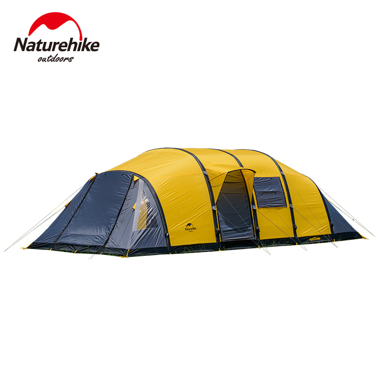 NatureHike Large Capacity 3-6 Person Tent  sc 1 st  1001SurvivalGear.com & Large Capacity 3-6 Person Tent