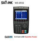 SATXTREM Satlink WS-6916 DVB-S/S2 HD Digital Satellite Finder MPEG-2 MPEG-4 Satellite Meter Satfinder DVB S2 Satlink ws 6916