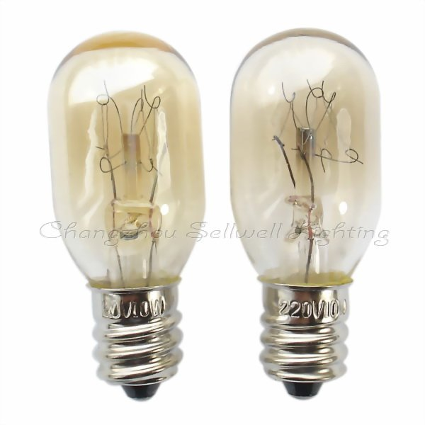 e12 t20x48 220v 10w lamp bulb light free shipping a354china mainland
