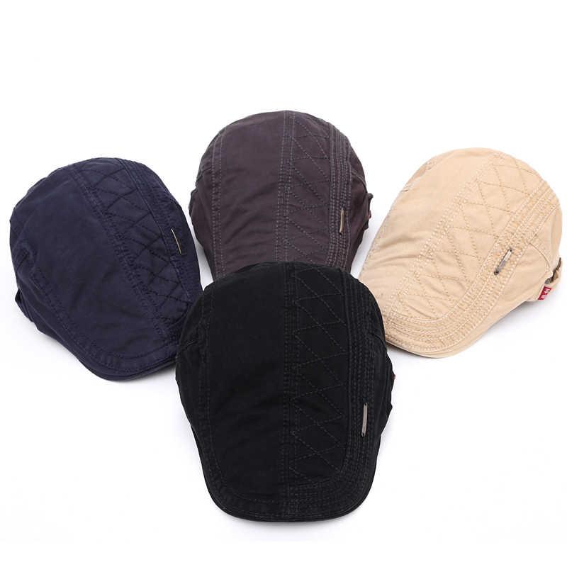 2017 חדש סתיו חיצוני ספורט כותנה כומתות Caps לגברים מזדמן הגיע לשיא כובעי רשת רקמת כומתות כובעי Casquette כובע