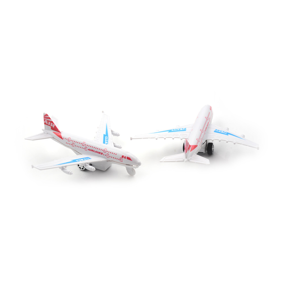 Airlines Plane Model Airbus A380 Aircraft Model Airplane Model For Baby Gifts Toys Hot Sale image