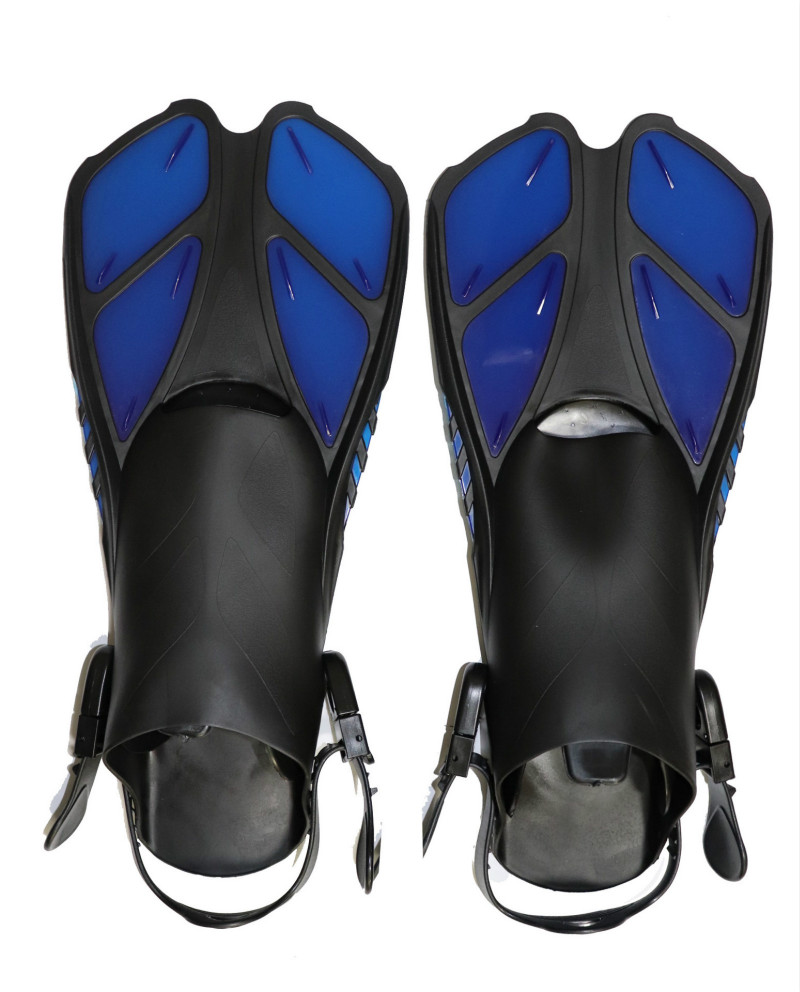 Adult Kids 1Pair Swimming Diving Fins Snorkeling Foot Flipper Fins Portable Short Frog Shoes Beginner Swimming Equipment A