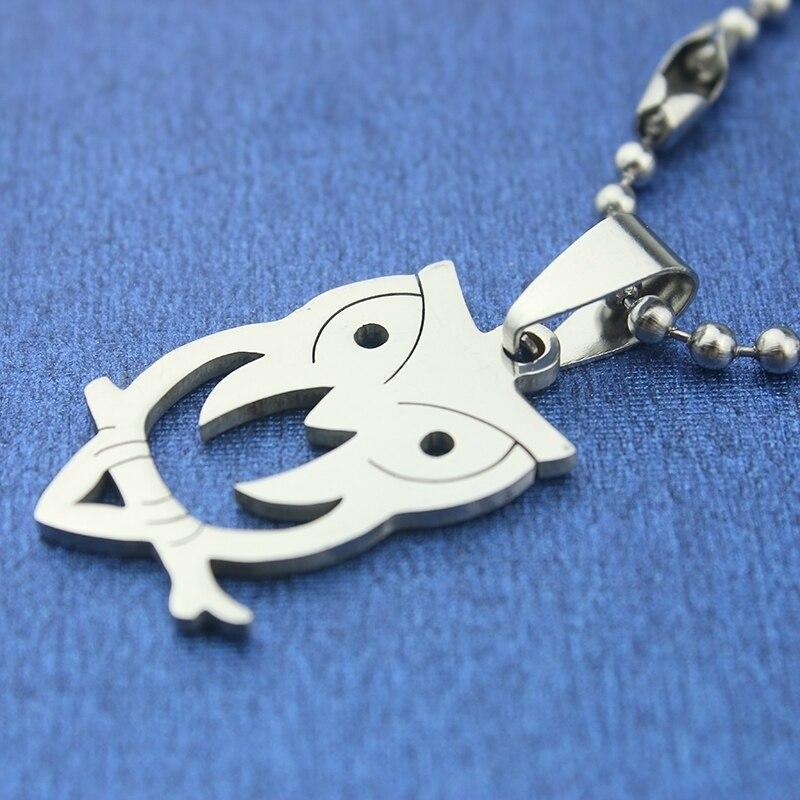 1pcs Besplatna dostava Muški nakit Sova Pribor Tidal Current Muški - Modni nakit - Foto 4