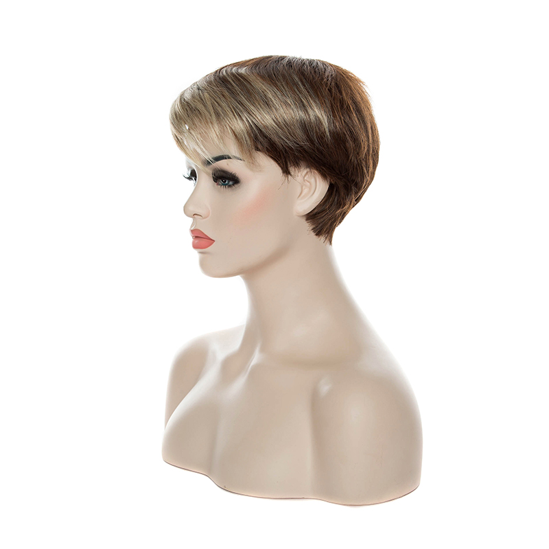 Image 2 - HAIRJOY Women Synthetic Hair Wig Short Straight  Wigs 10 Colors Availablewigs free shippingwig shortwig wig -
