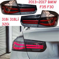 Video Car Styling case Tail Light For BMW F35 F30 318i 318Li 320i 3 series Taillight 2013~2017 Rear Brake+Reverse+Signal Lamp