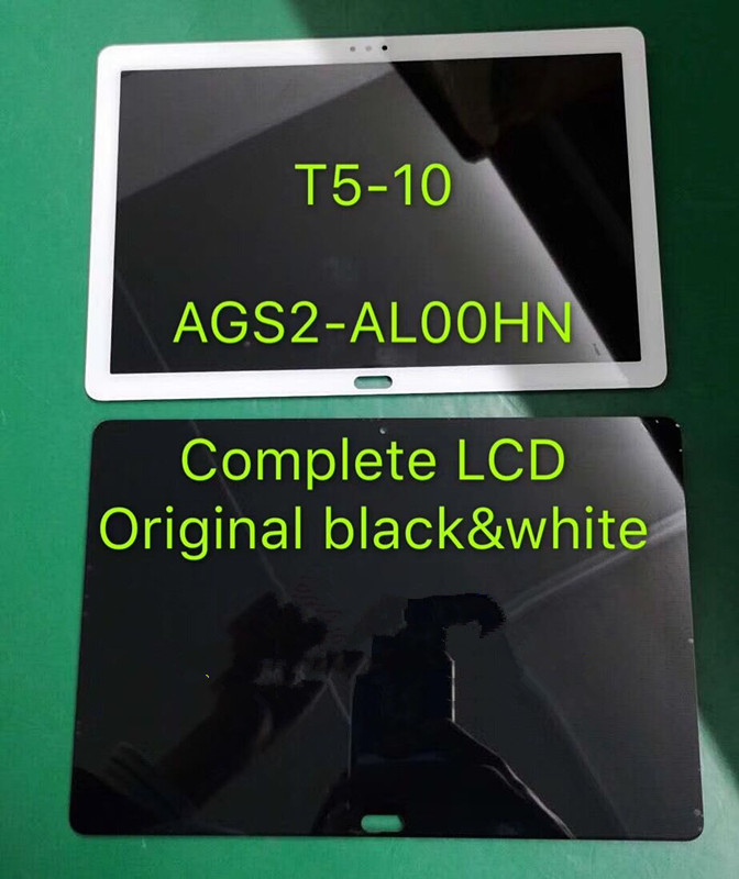 For Huawei Mediapad T5 10 10.1  AGS2-AL00HN Lcd Display With Touch Screen Assembly Replacement
