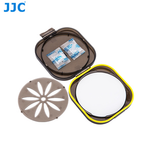 Image 3 - JJC 카메라 UV CPL 케이스 렌즈 필터 보호기 방수 37/40. 5/43/46/49/52/58/62/67/72/77/82mm 필터 방습 상자