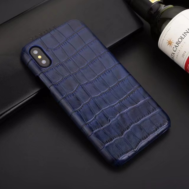 For iphone Xs max case genuine Leather phone cases For iPhone xs max XR X 10