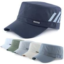 Classic Women Men Snapback Caps Vintage Army Hat Cadet Military Patrol Cap Adjustable Outdoors Baseball Unisex Hats