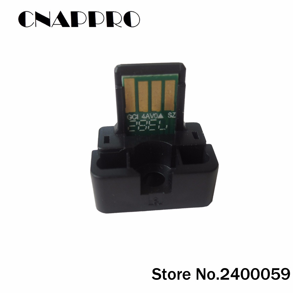 US $7 31 7% OFF|4pcs/lot MX B200 MX B201 AR 2038 MX B200 B201 AR2038 AR  2038 toner reset chip for Sharp MX B20 MX B20 cartridge chips -in Cartridge
