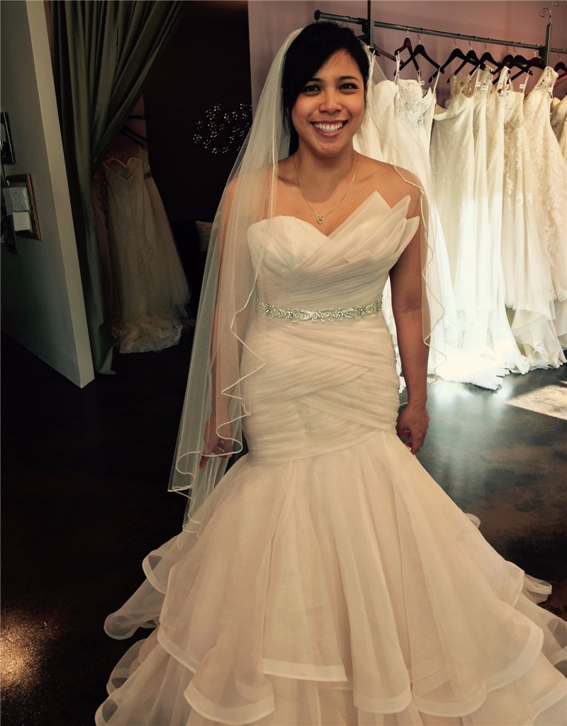 The dress empire - Elegant Sweetheart Off The Shoulder Organza Mermaid Trumpet Wedding Dress Empire Waist Ruched Sashes Bridal Gown Robe De Mariee