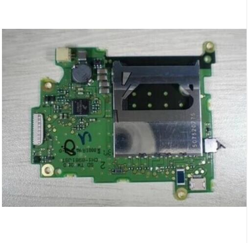 NEW 600D Card Board For Canon T3i Kiss X5 600D SD Card Slot 600D Board Camera Repair Part