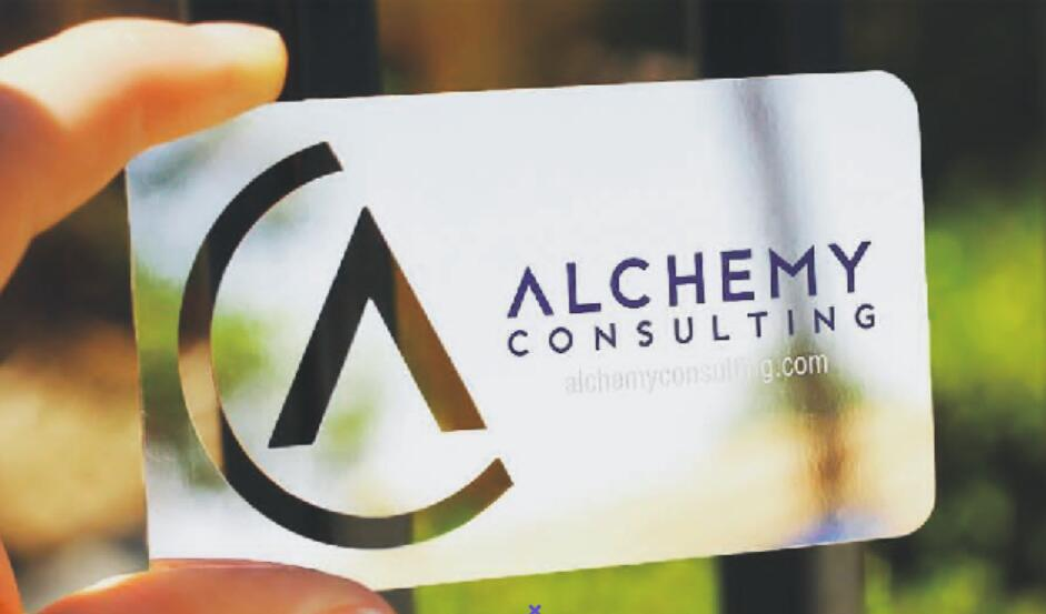 Buy metal business card aluminium and get free shipping on ...