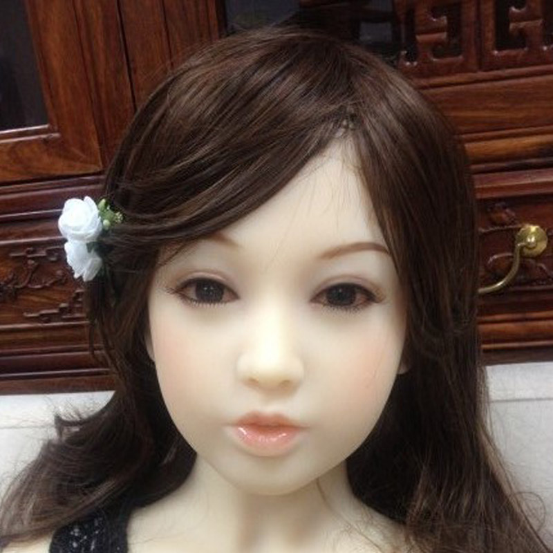 New realistic silicone sex doll head Asian face 20# for wmdoll  145cm 148cm 153cm 156cm 158cm 161cm 163cm 165cm oral