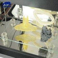 WANHAO отверждающая коробка для 3D принтер wanhao D7 плюс смолы ювелирные изделия модель имеет высокую эффективность