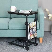 Держатели для хранения многоцелевой стол приставные столики мебель гостиная де центральный журнальный столик современные журнальные столики диван Adjustabl