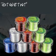 4 Colors Nylon Line Nylon Fishing Line 500M 2-35LB Monofilament Line Japan Material Fishline for Carp fishing