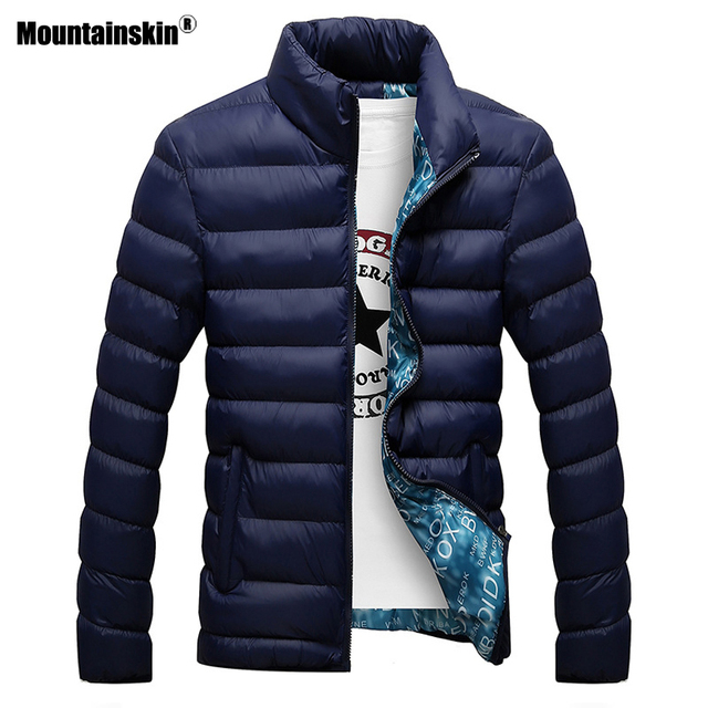 Mountainskin Winter Men Jacket 2018 Brand Casual Mens Jackets And Coats Thick Parka Men Outwear 4XL Jacket Male Clothing,EDA104 1