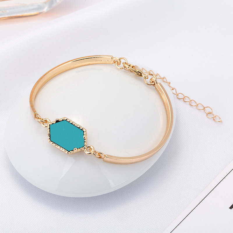 B1942 (4)Gold Turquoise
